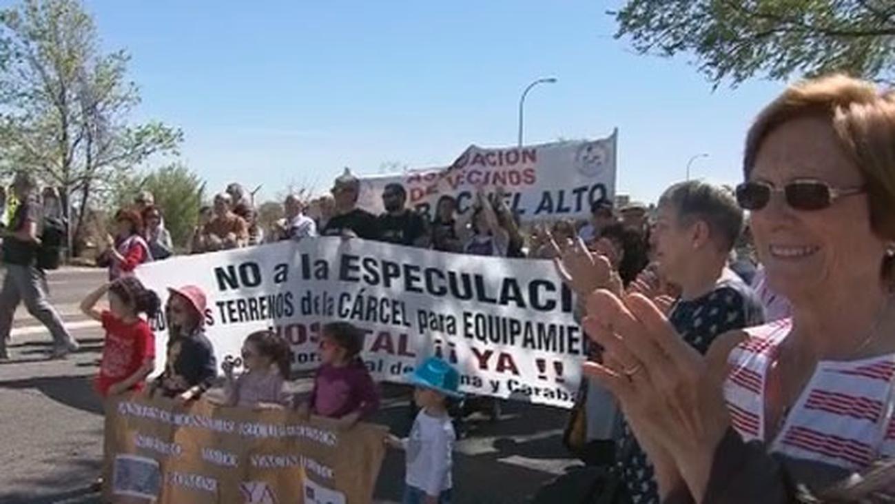 Los vecinos de Carabanchel reclaman un hospital en el terreno de la antigua cárcel