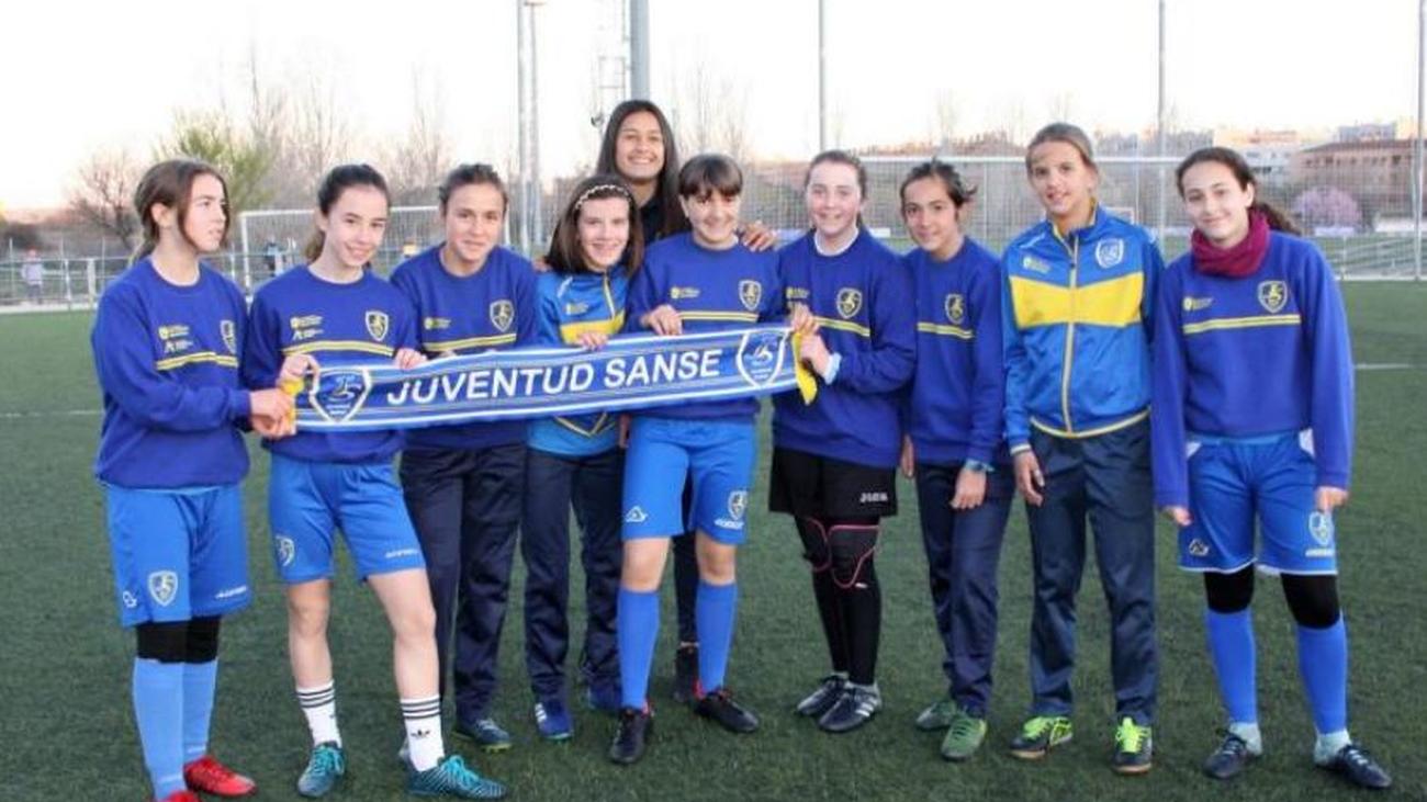 Juventud Sanse, formación integral de sus deportistas
