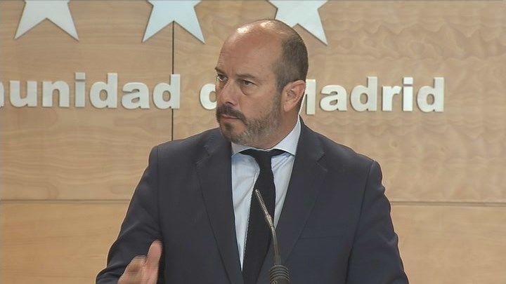 """Rollán: """"Con un gobierno del PP, los madrileños van a seguir con los impuestos más bajos"""""""