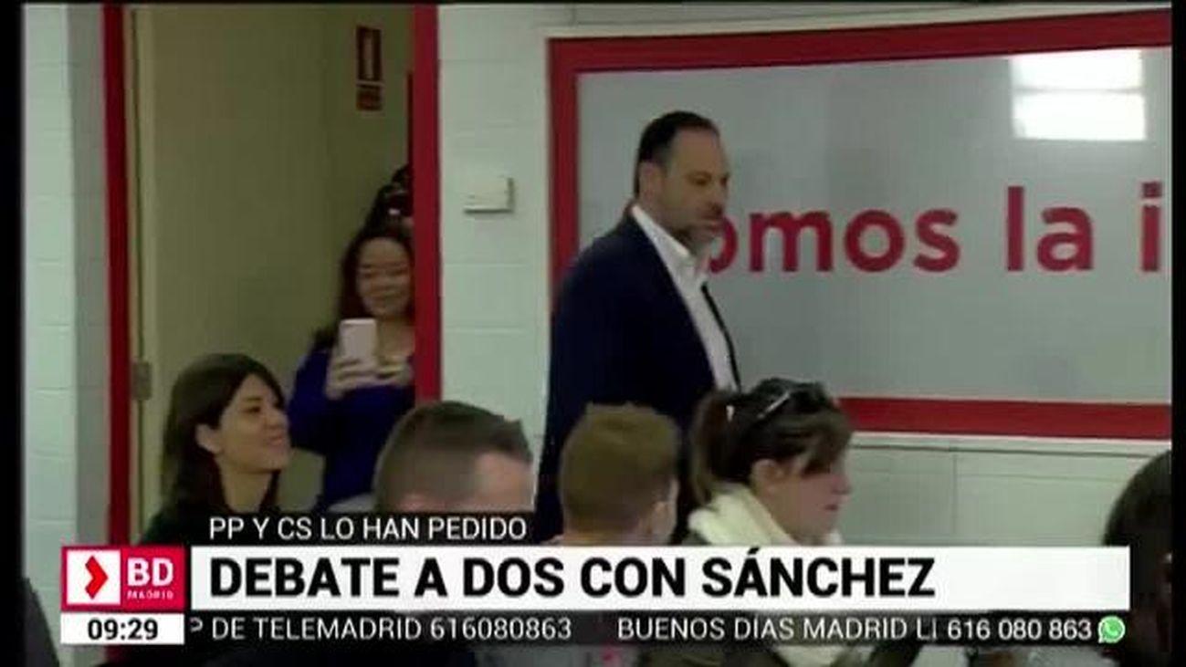 Buenos Días Madrid (8:30 - 10:30) 19.03.2019