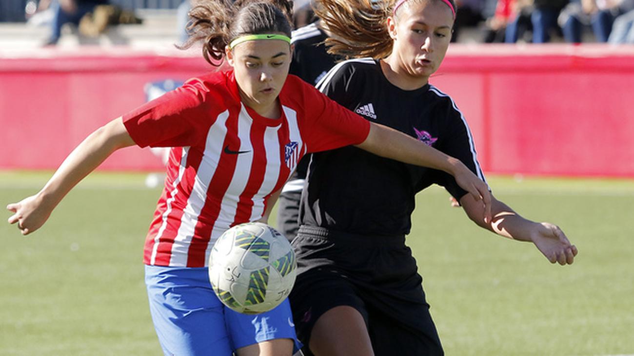 Las Rozas-Atlético Madrid C, fútbol femenino en La Otra