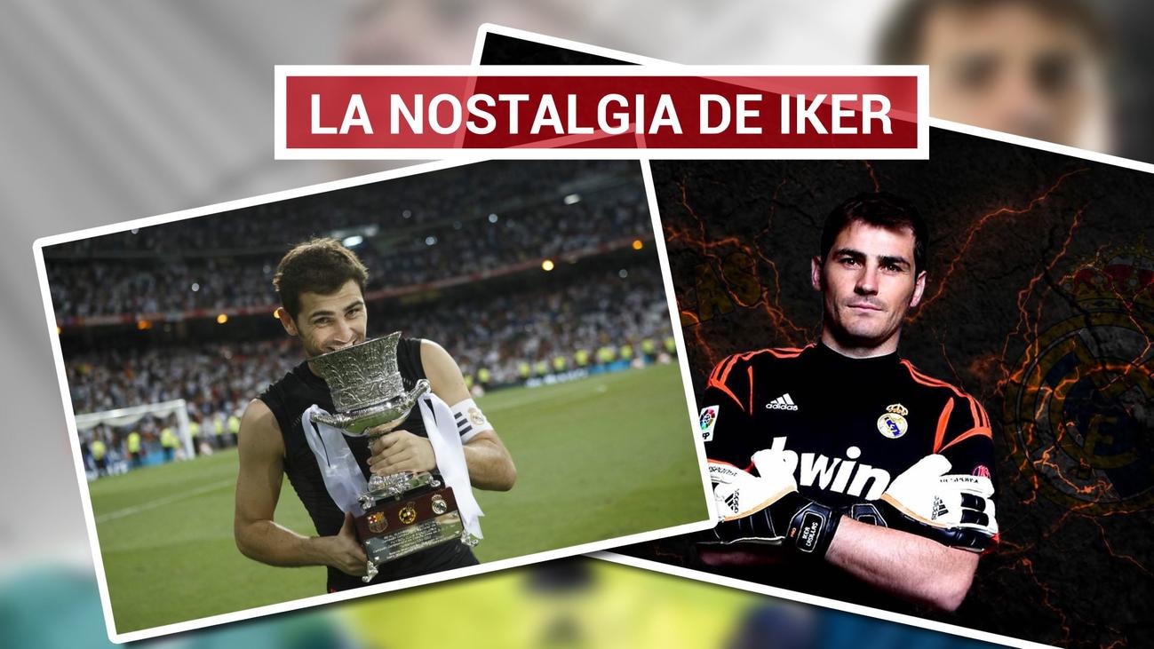 """Casillas: """"Es absurdo pensar en volver al Real Madrid"""""""