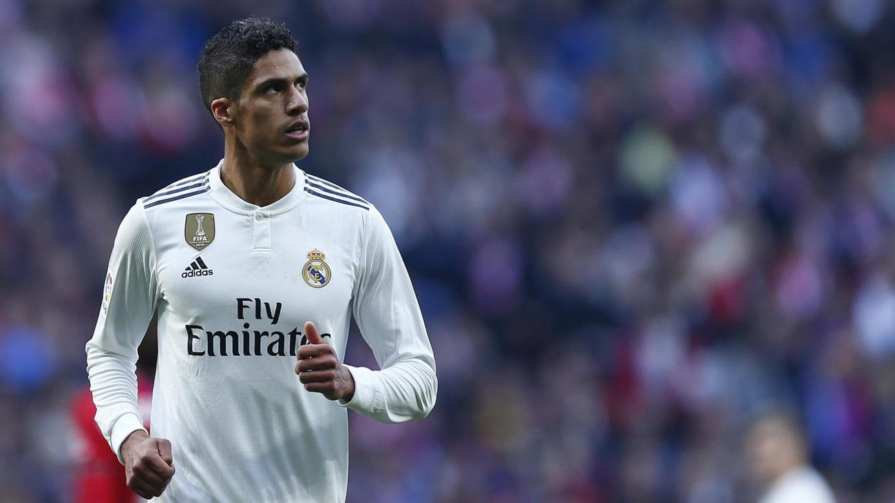 Varane se plantea dejar el Real Madrid