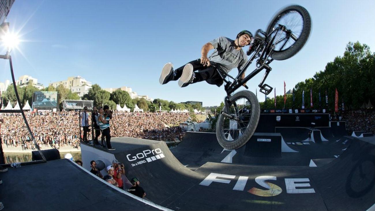El Campeonato de Europa BMX Freestyle Park llegará a Madrid en mayo