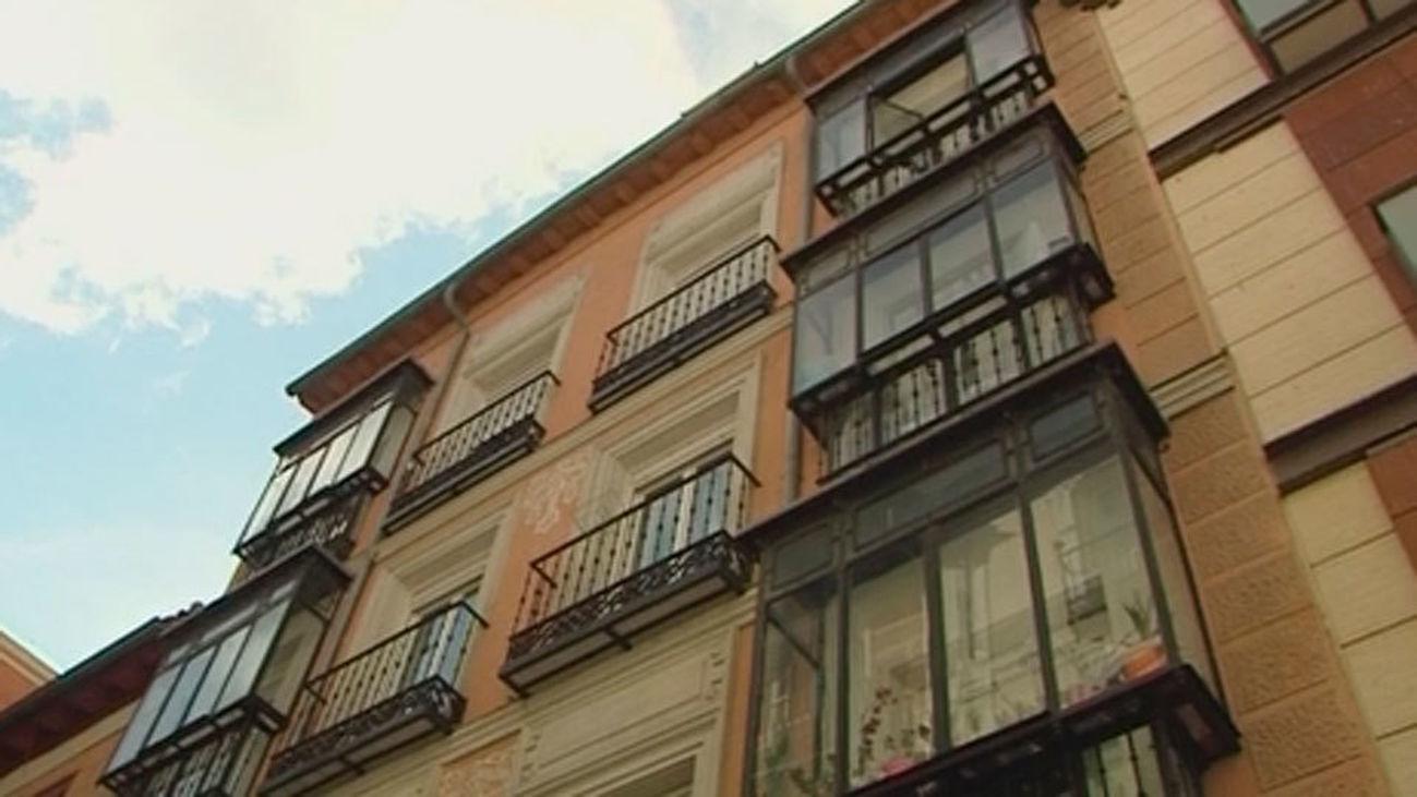 Pisos turísticos en el centro de Madrid