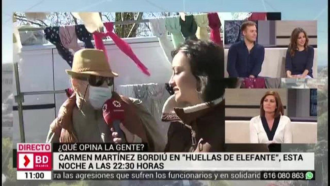 Buenos Días Madrid (10:30 - 11:30) 20.03.2019