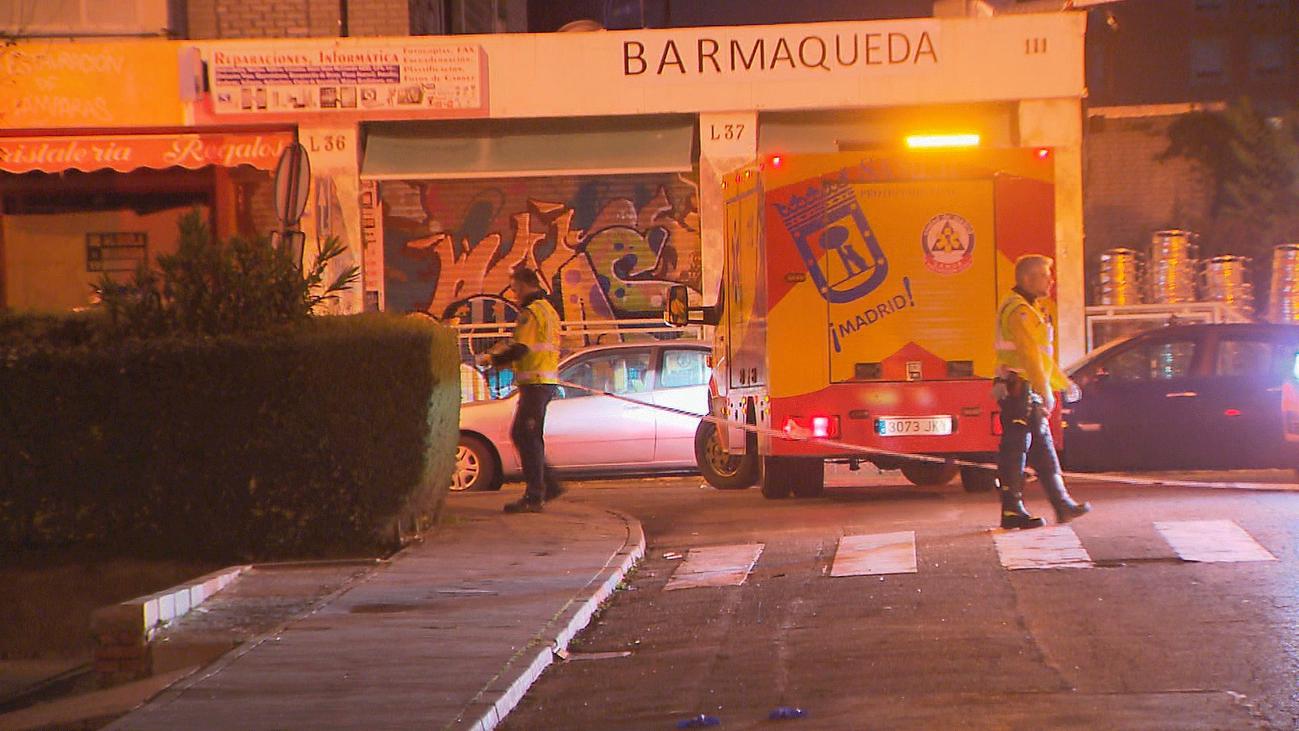 Varios heridos en una reyerta por la 'okupación' de un piso en Usera