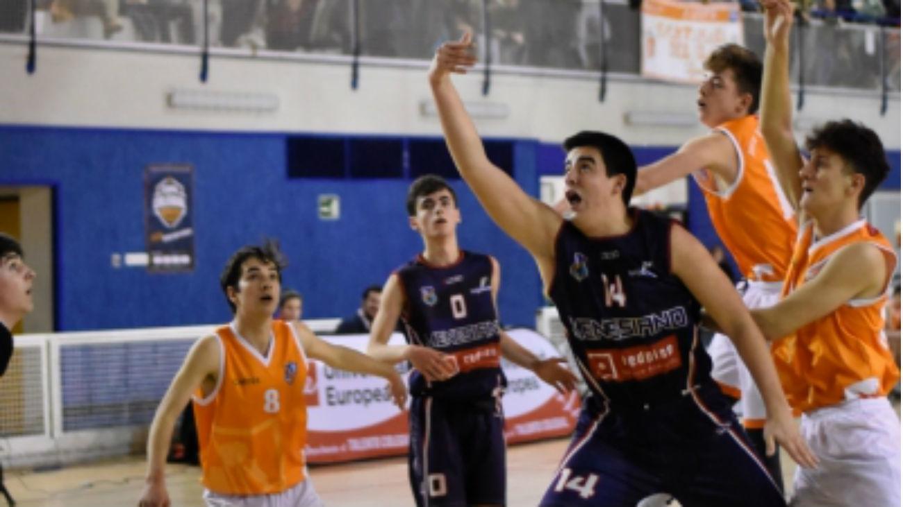 Copa Colegial: Santa María del Pilar, muy superior al Menesiano (47-21)