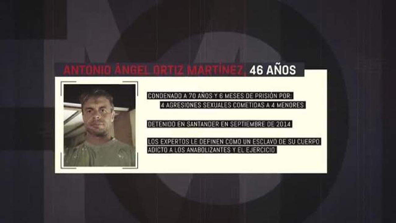 Informe Madrid: Depredadores sexuales