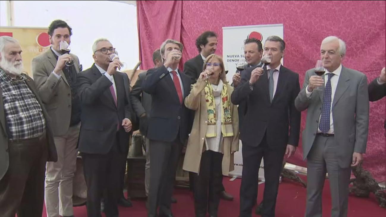 La Denominación de Origen Vinos de Madrid se amplía por primera vez
