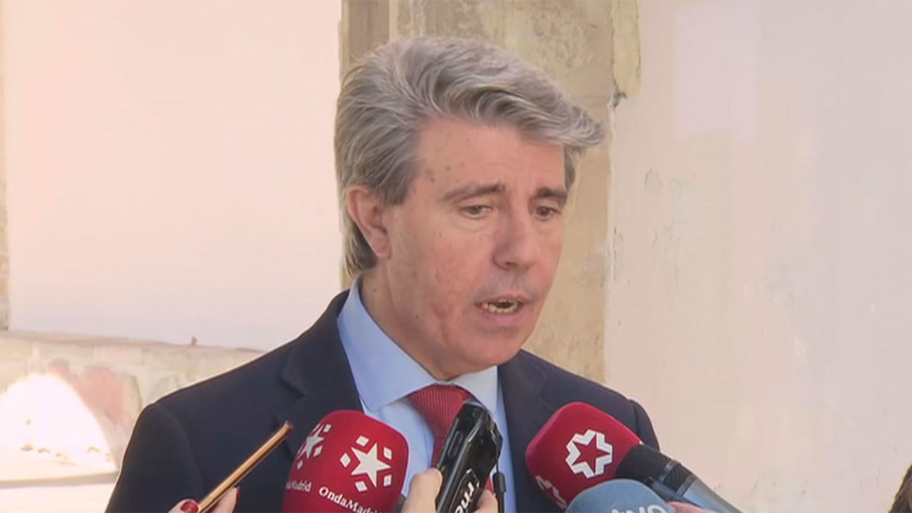 Garrido cree que el PP esperará antes de pedir la dimisión de Prada
