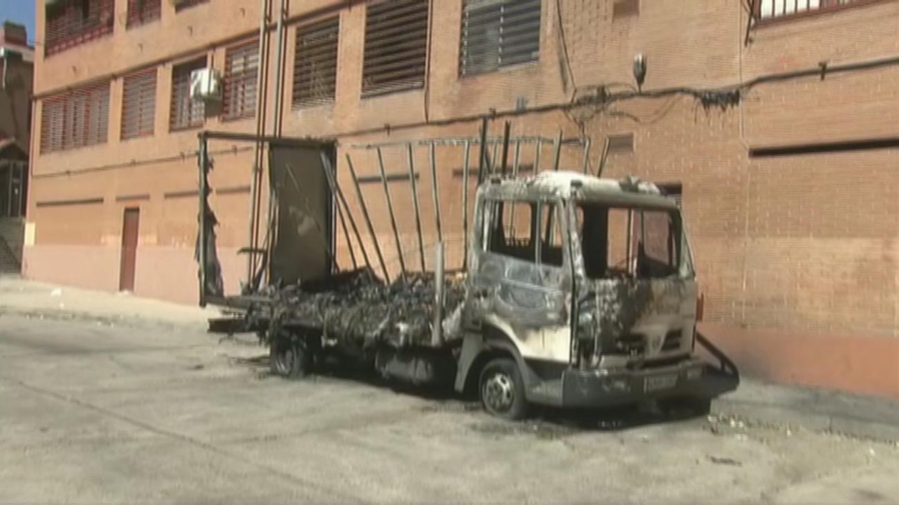 Llamadas a la calma tras los incidentes en Vallecas después de la muerte de Paco