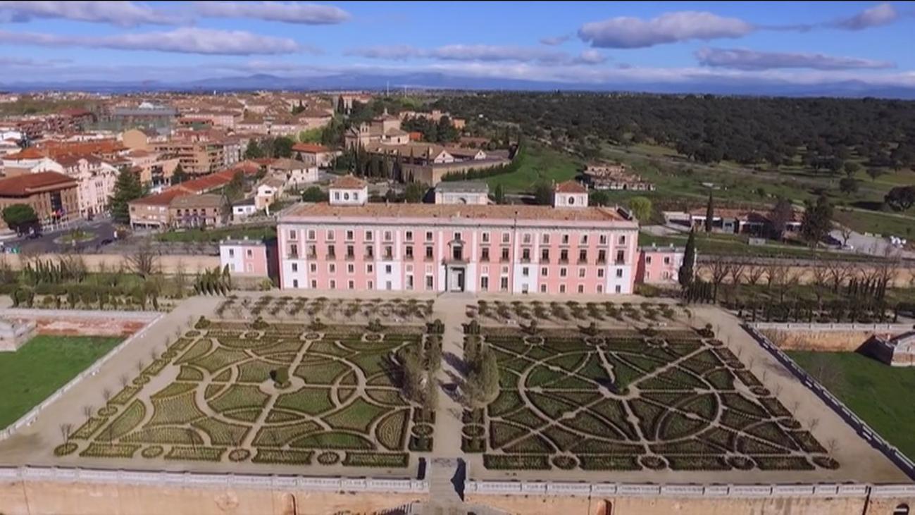 Los huertos del Palacio del Infante don Luís lucirán un nuevo aspecto