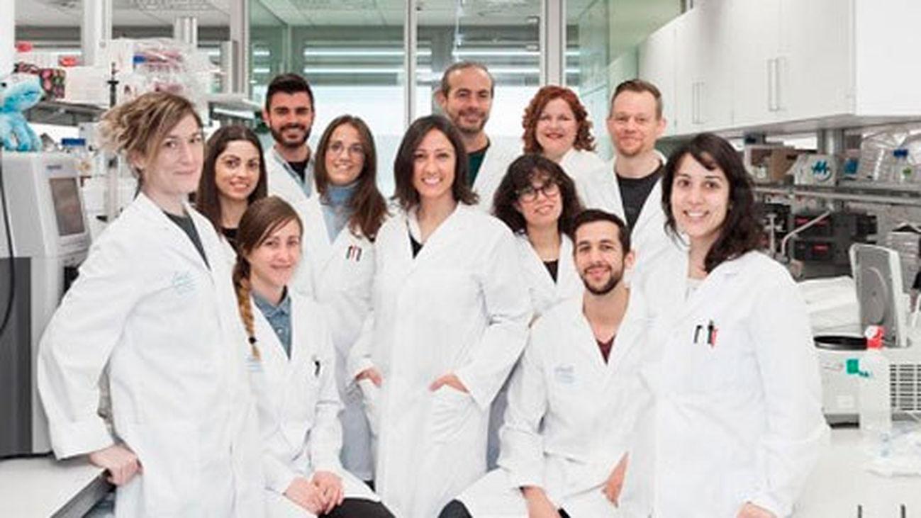 Laura Soucek lidera el equipo de investigadores del Vall d'Hebrón