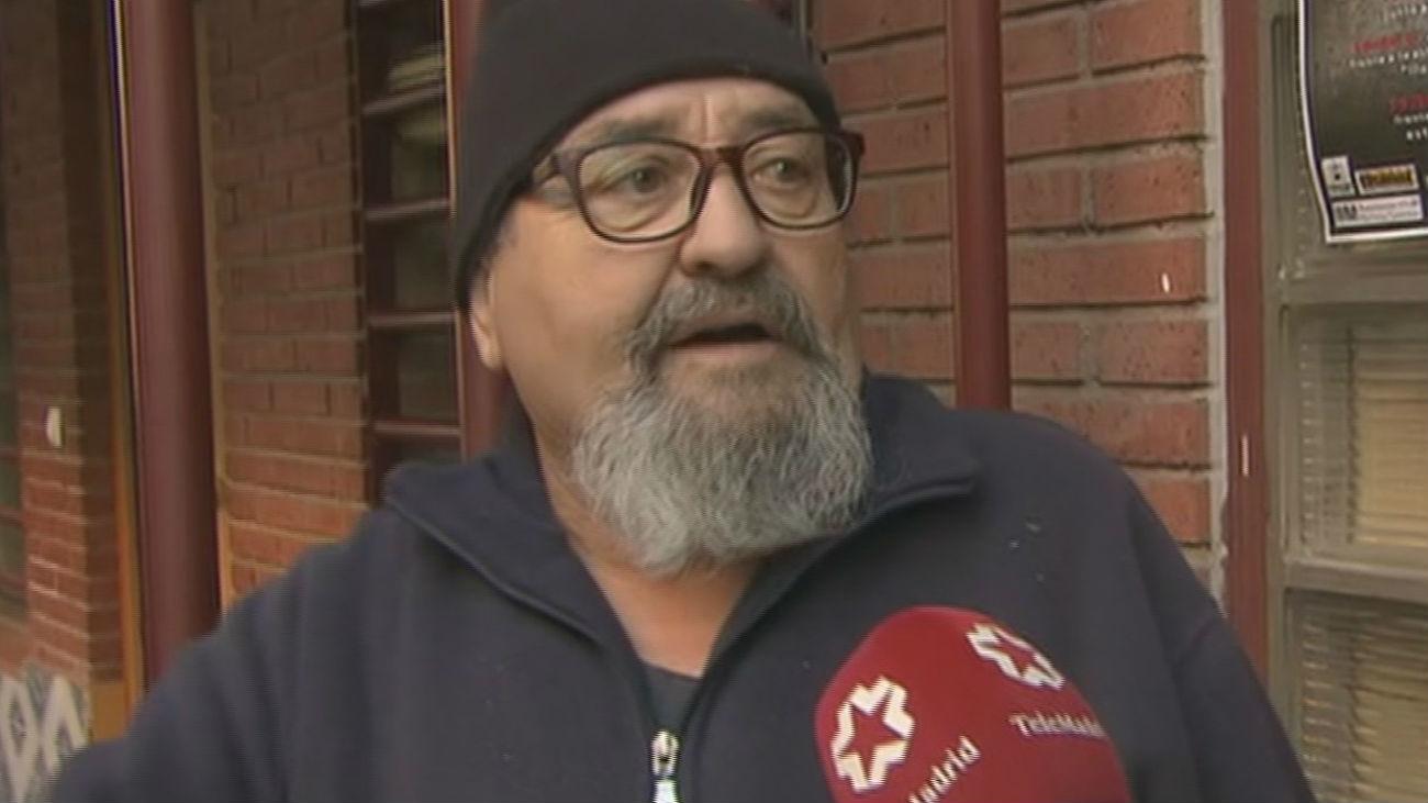 """Los vecinos de 'Los Visita' en Vallecas viven angustiados: """"No podemos pegar ojo"""""""