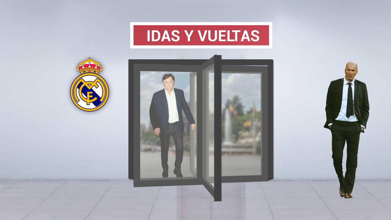"""Camacho: """"El Real Madrid mejorará con Zidane"""""""