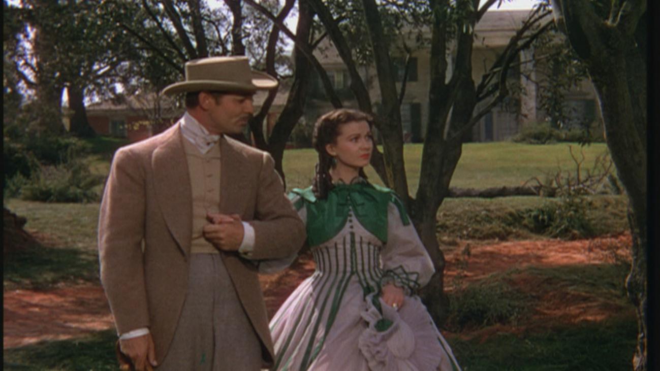 """Lo que el viento se llevó, """"del romance más apasionado a las tragedias de la guerra, todo en uno"""""""