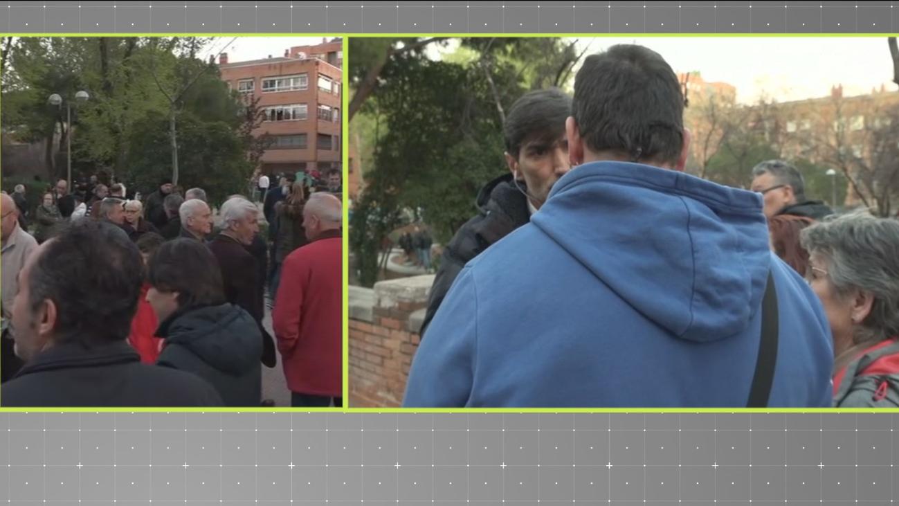 """El hijo del fallecido en Vallecas, sobre Los Visita: """"Te pueden matar por mirarles"""""""