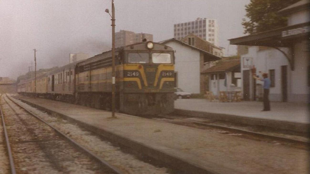 Tercera temporada del tren de Felipe II