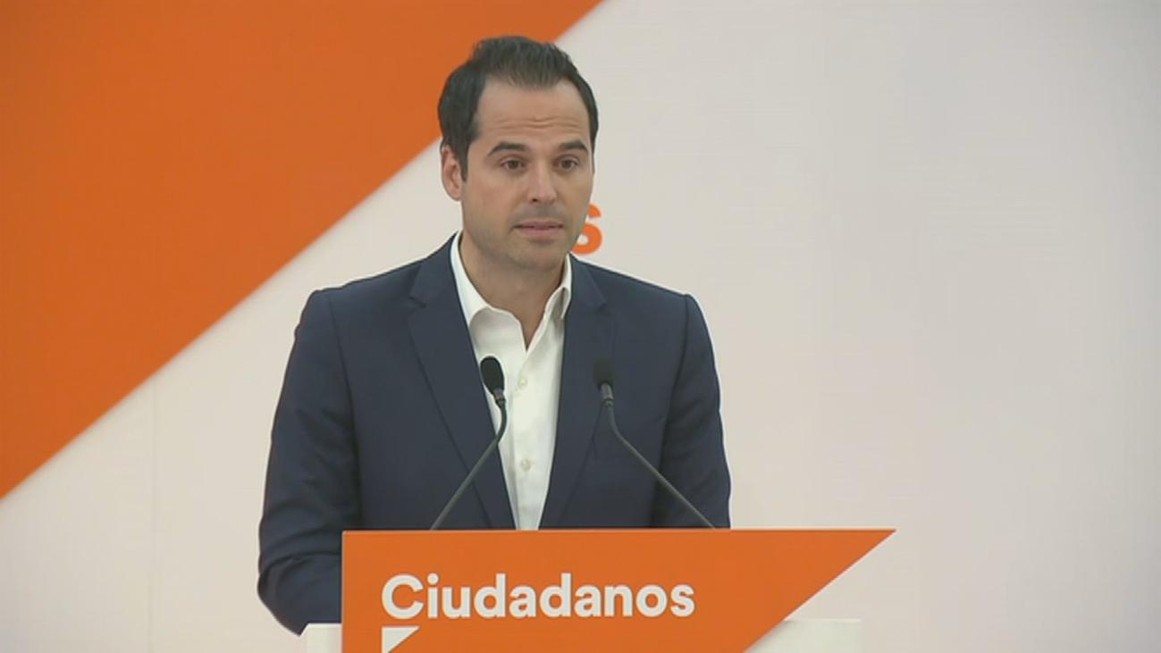 Aguado anuncia que no pactaría con Ángel Gabilondo tras las elecciones del 26 de mayo