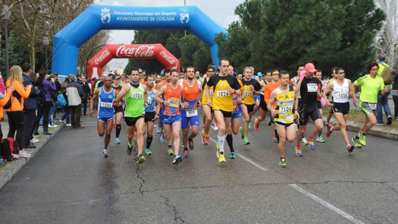 Coslada suspende su medio maratón al no poder garantizar la seguridad
