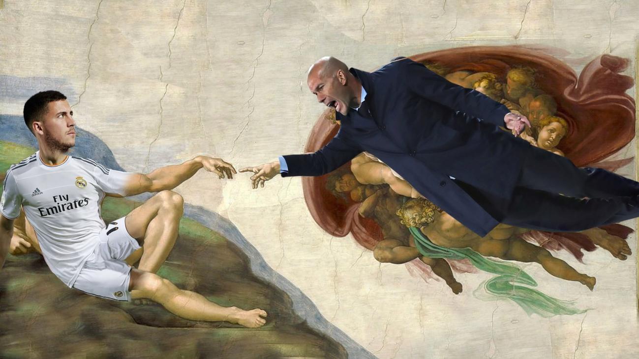 Zidane, venerado por el mundo del fútbol