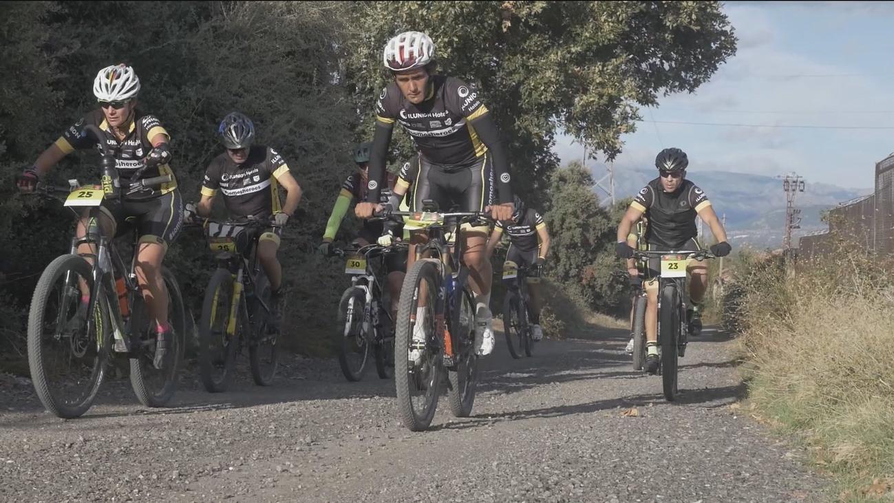 Nueva ruta ciclista entre Torrejón de Velasco y Cubas de la Sagra