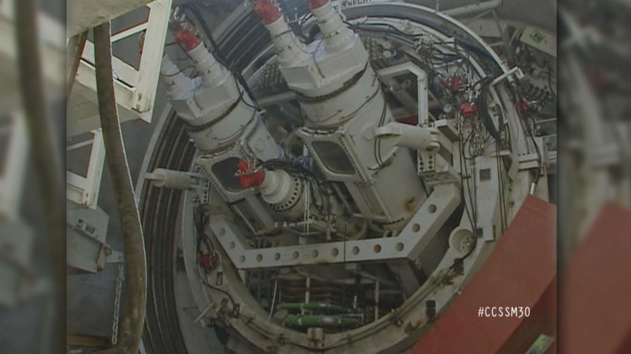Crónicas Subterráneas: Las tuneladoras de la M-30, contratadas antes de la licencia