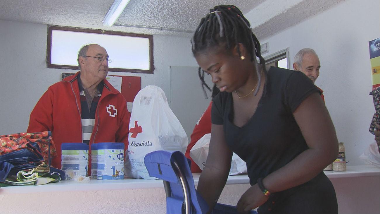 Cruz Roja atenderá a 80.000 personas