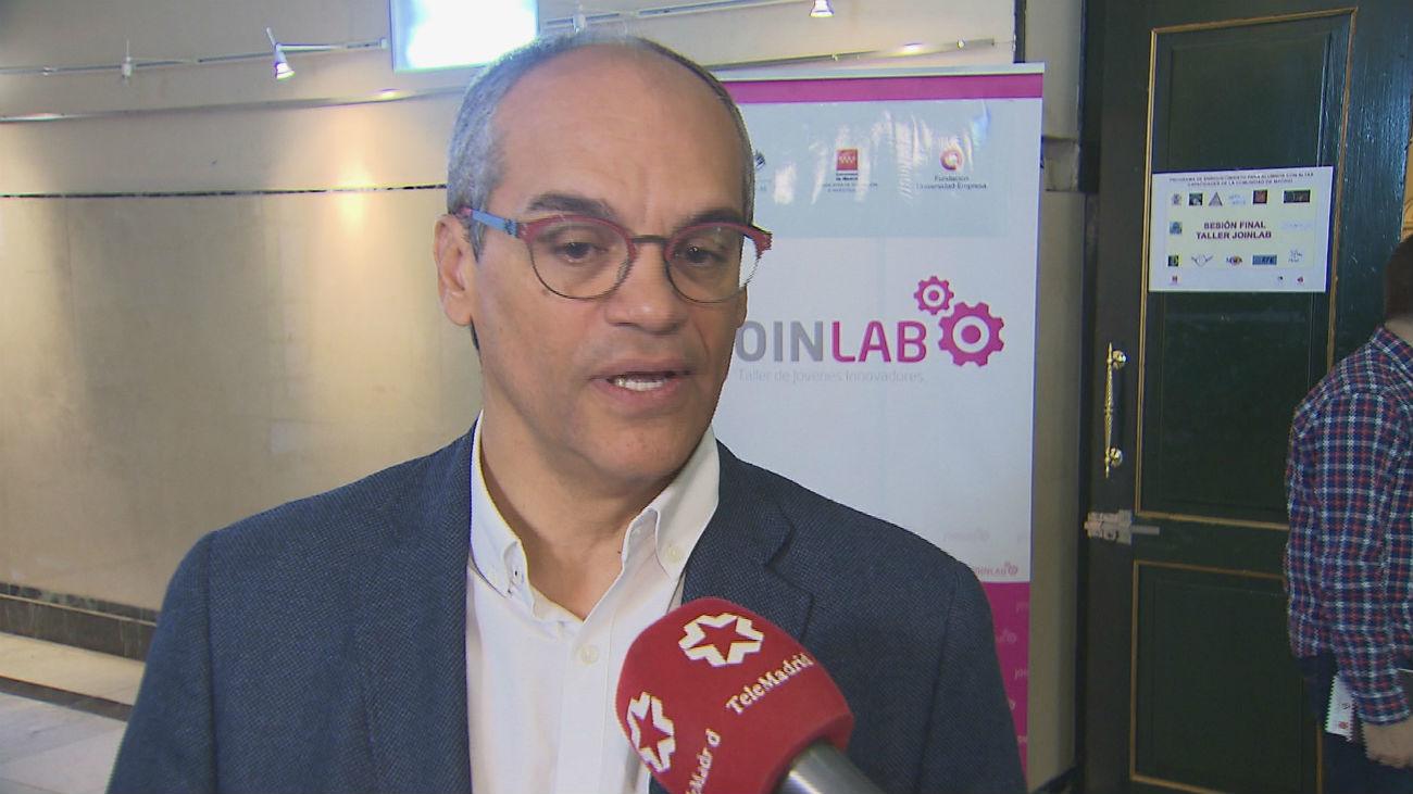 'Join lab' enseña el futuro de la innovación madrileña