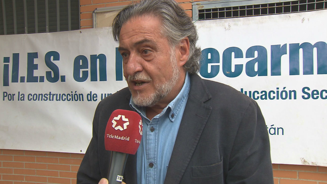 Pepu Hernández (PSOE) pide un instituto público para Montecarmelo