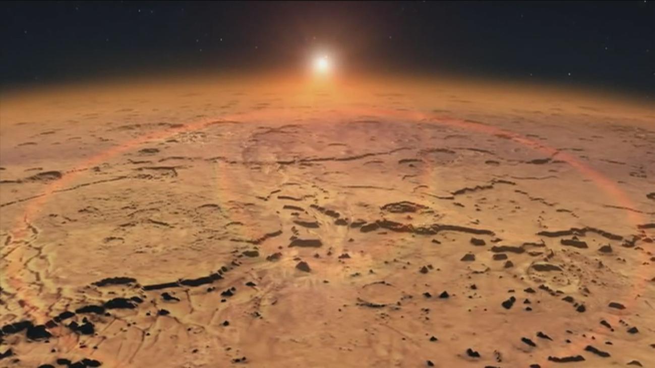Exploración espacial: Marte y varias lunas de Jupiter y Saturno tiene agua líquida
