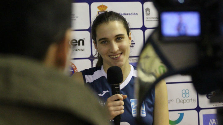 Entrevista a Patricia Calabuig, del CV Madrid