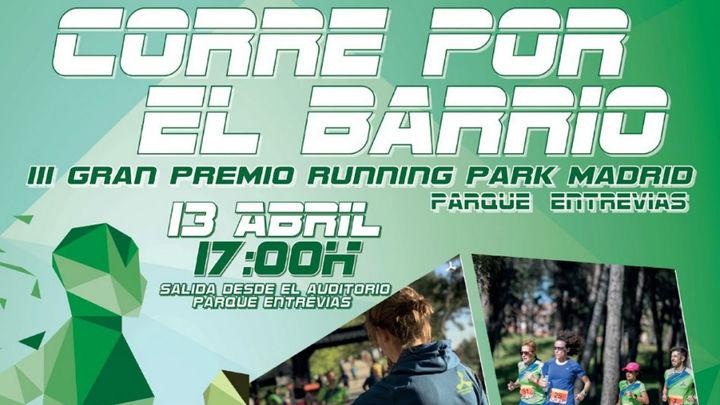 III Edición de la Carrera Popular 'Corre X el Barrio'