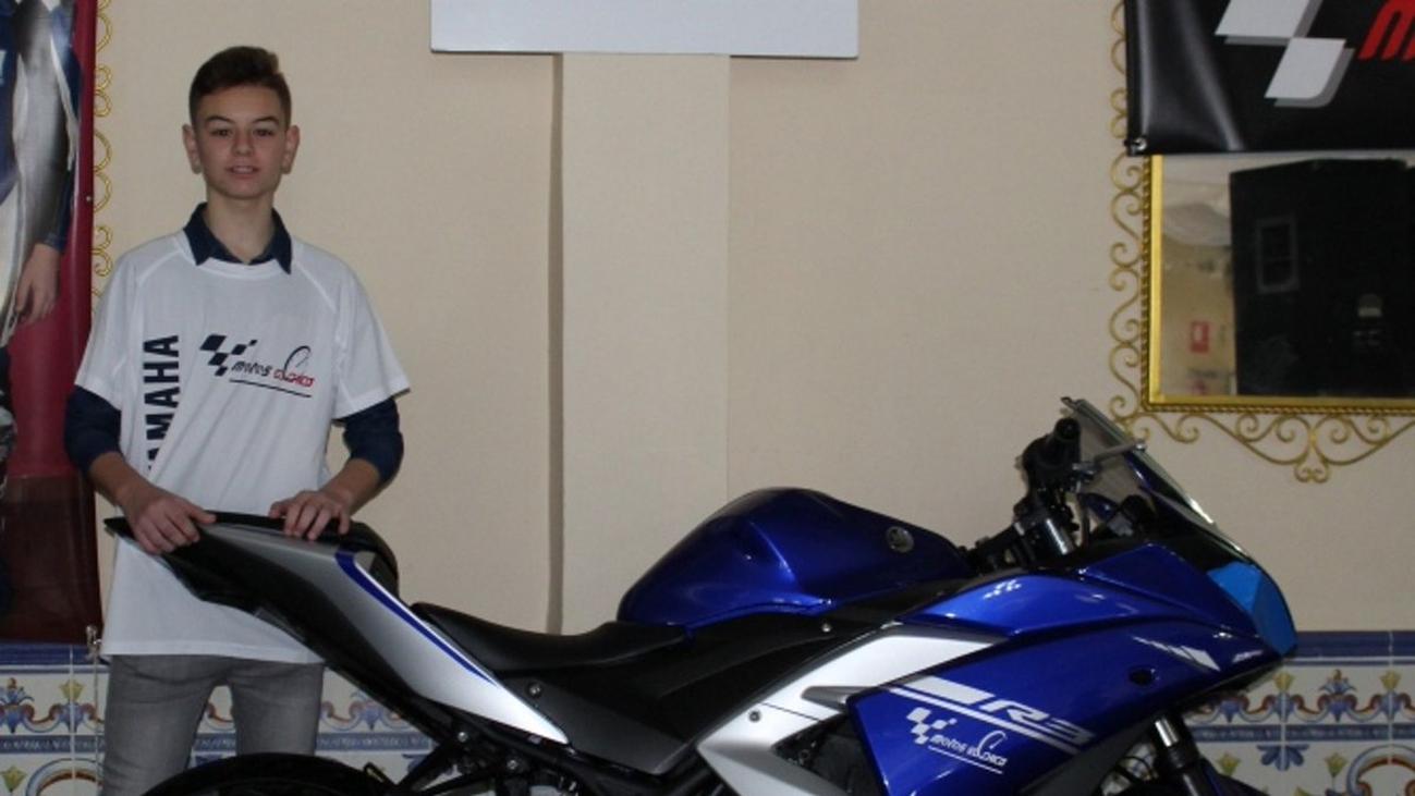 Consternación en Rota por la muerte del joven piloto Garrido