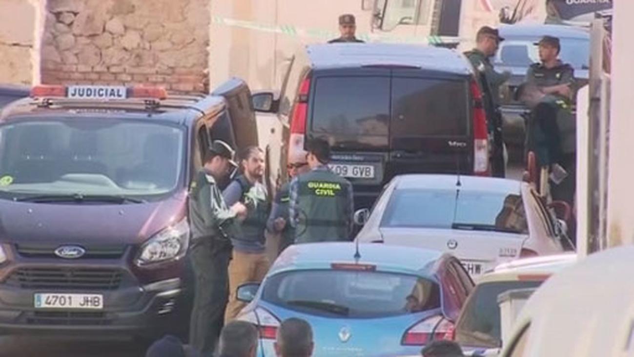 Los cadáveres del matrimonio hallado muerto en Loeches fueron encontrados por sus hijos pequeños