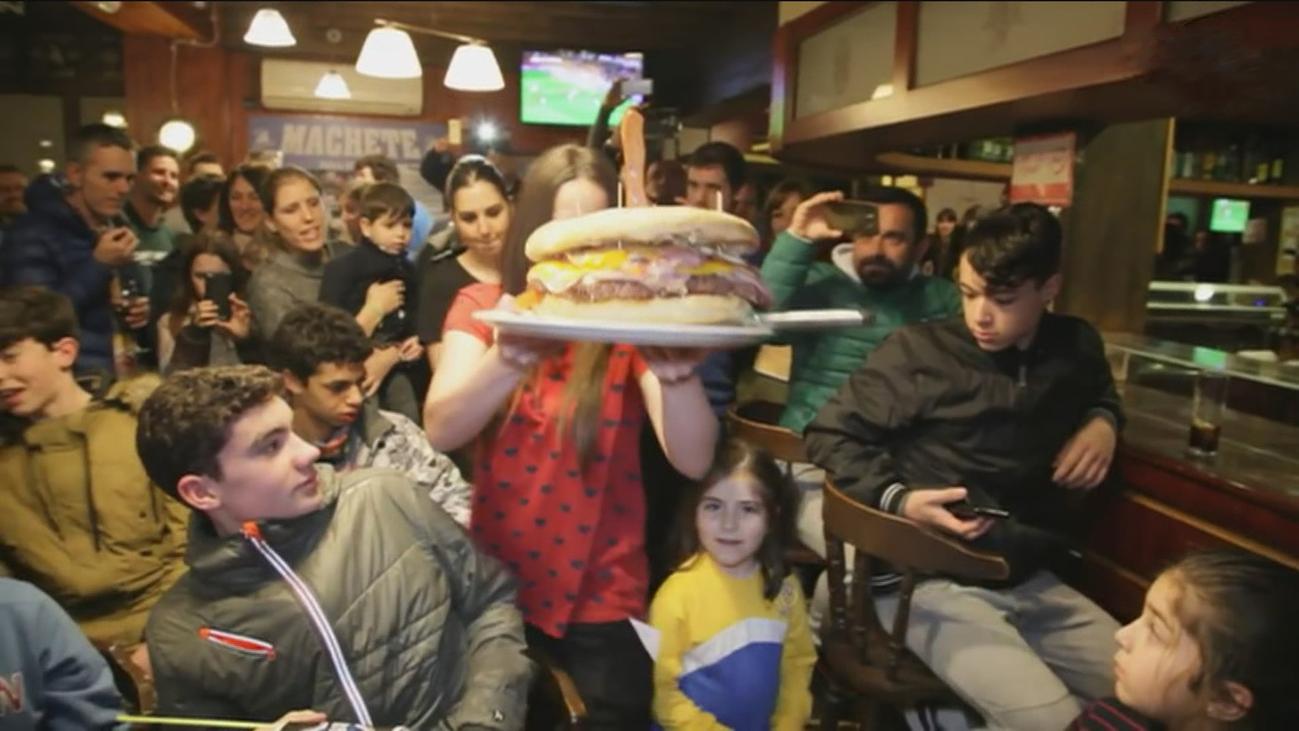 Los retos de comida, la peligrosa moda que se extiende en Madrid