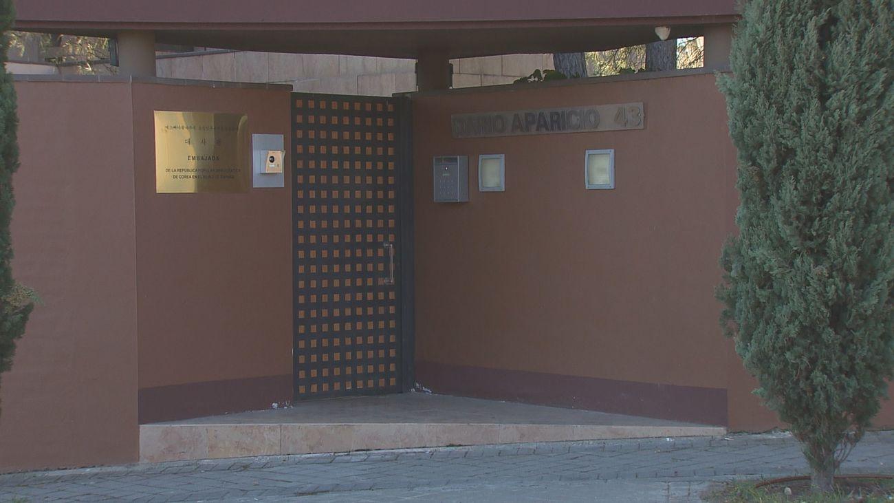 El juez ordena dos detenciones por el asalto a la embajada de Corea del Norte