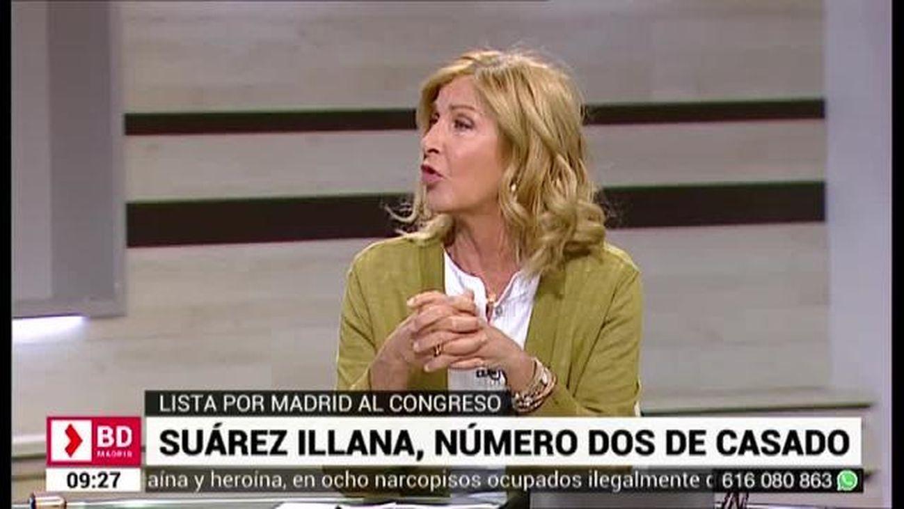 Buenos Días Madrid (9:30 - 10:30) 26.03.2019