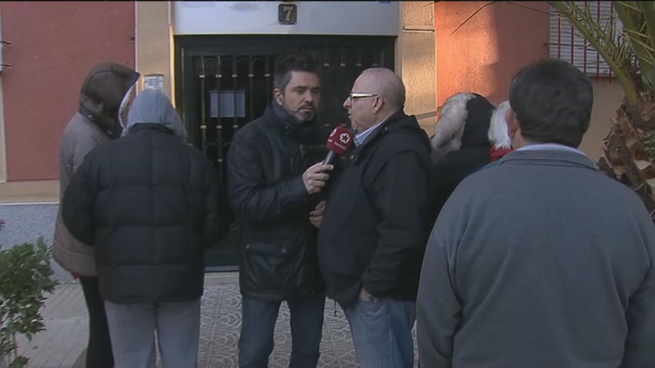 Los vecinos denuncian la venta de droga en un piso del barrio de Simancas