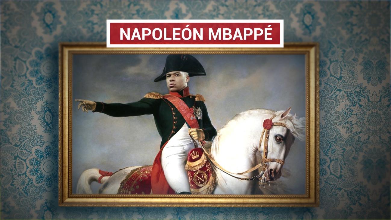 Mbappé lidera una nueva exhibición de Francia