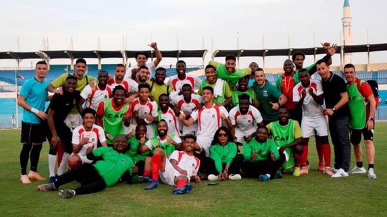 Primera victoria de Guinea Ecuatorial como visitante