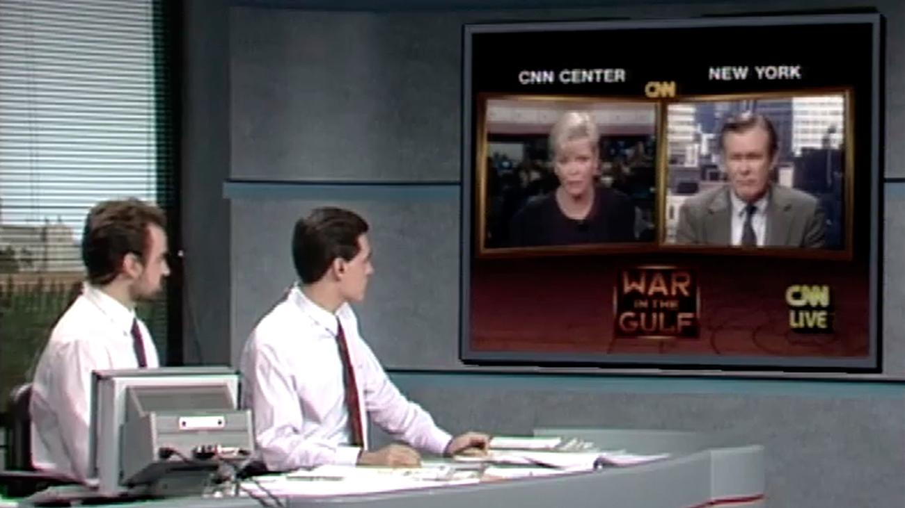 1991. La Guerra del Golfo, la primera televisada en directo