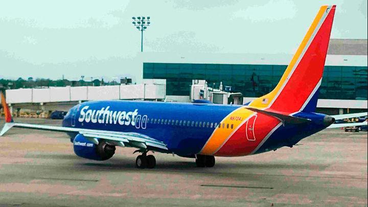 Aterrizaje de emergencia en Orlando de un Boeing 737 MAX , modelo que ha sufrido dos accidentes