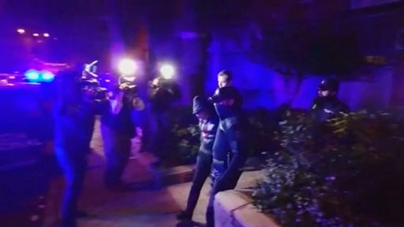 La Policía desmantela el narcopiso de Simancas y detiene a la dueña y a varias personas
