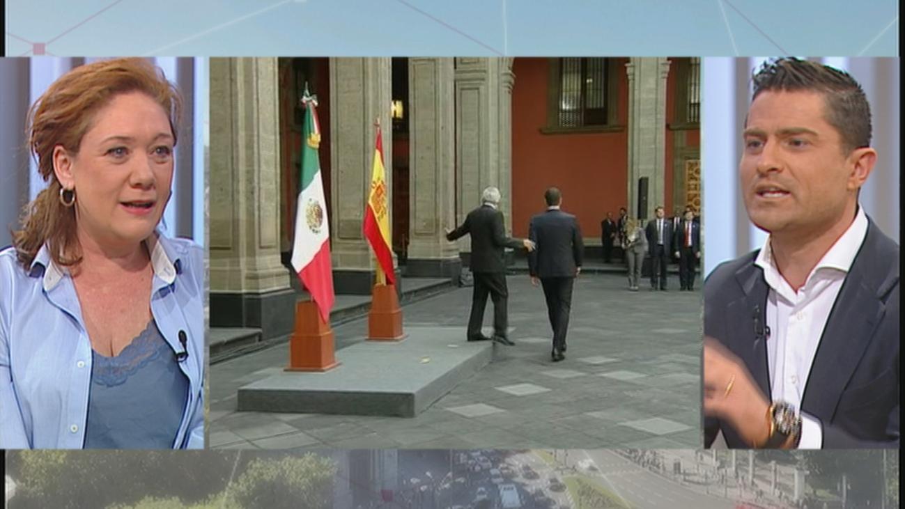 ¿Debe pedir perdón España por la conquista de México?