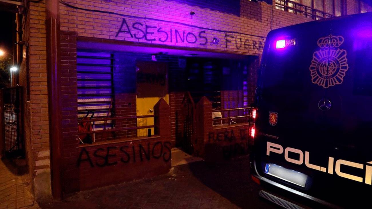 """El arresto de """"el Chule"""" no calma la tensión en Vallecas"""