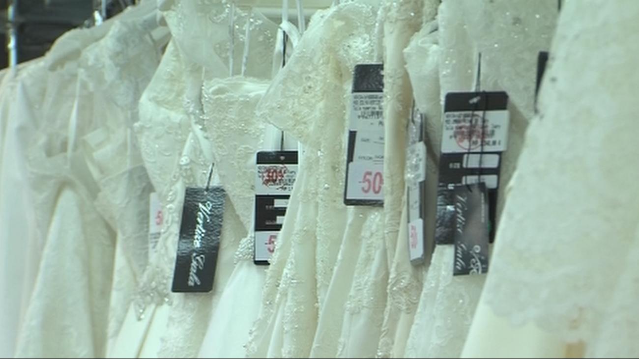 Vestidos para novia desde 90 euros en Madrid