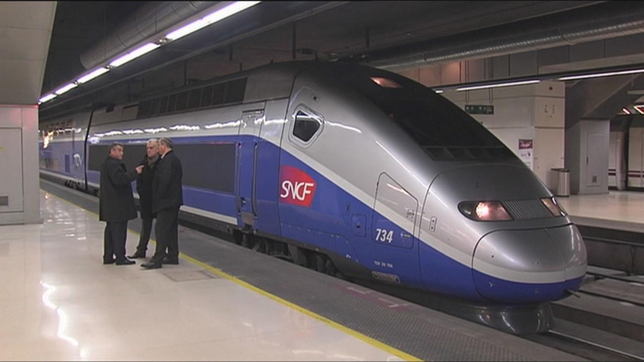 El AVE low cost francés quiere entrar en España