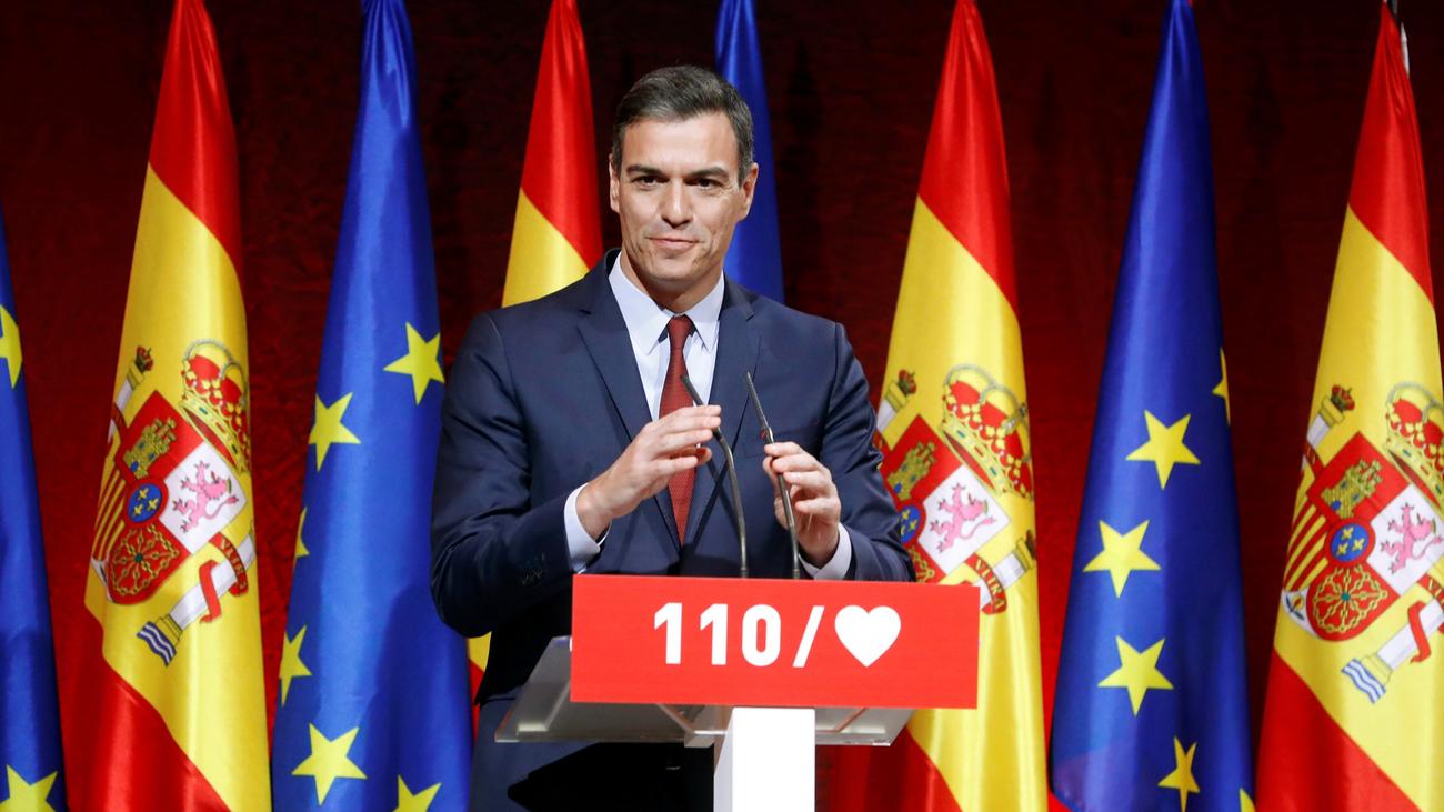 Estas son algunas de las 110 medidas del programa electoral de Pedro Sánchez
